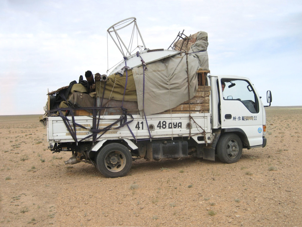 Nomadic life is one of the things to experience in Mongolia
