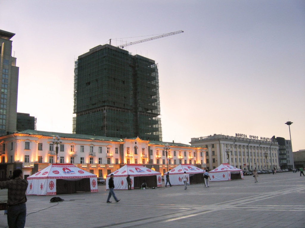 Visit Ulaanbaatar one of the things to experience in Mongolia
