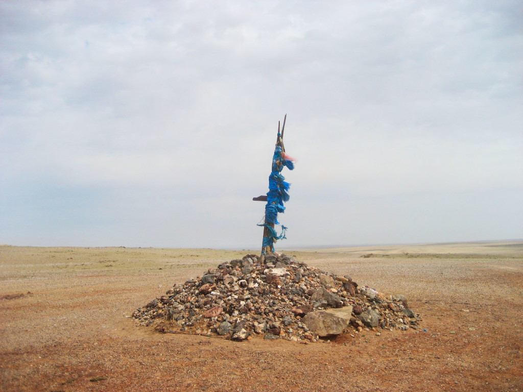 Shamanism is one of the Things to experience in Mongolia