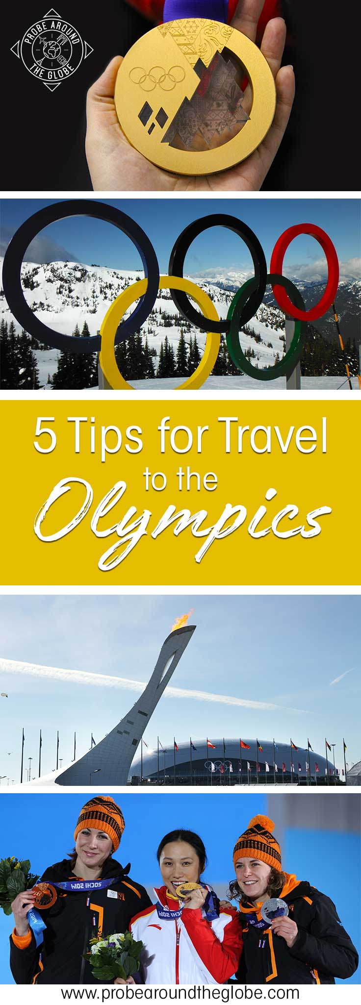 5 easy tips to make the most out Olympic travel. I share my Olympic experience and give tips for your Olympic travel to Pyeongchang2018.