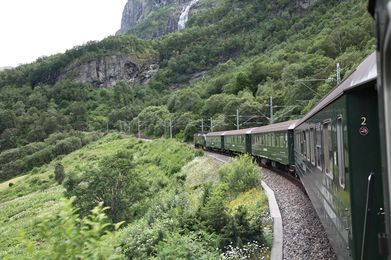 epic train journeys of the world- flam railway