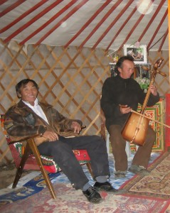 Music is one of the things to experience in Mongolia
