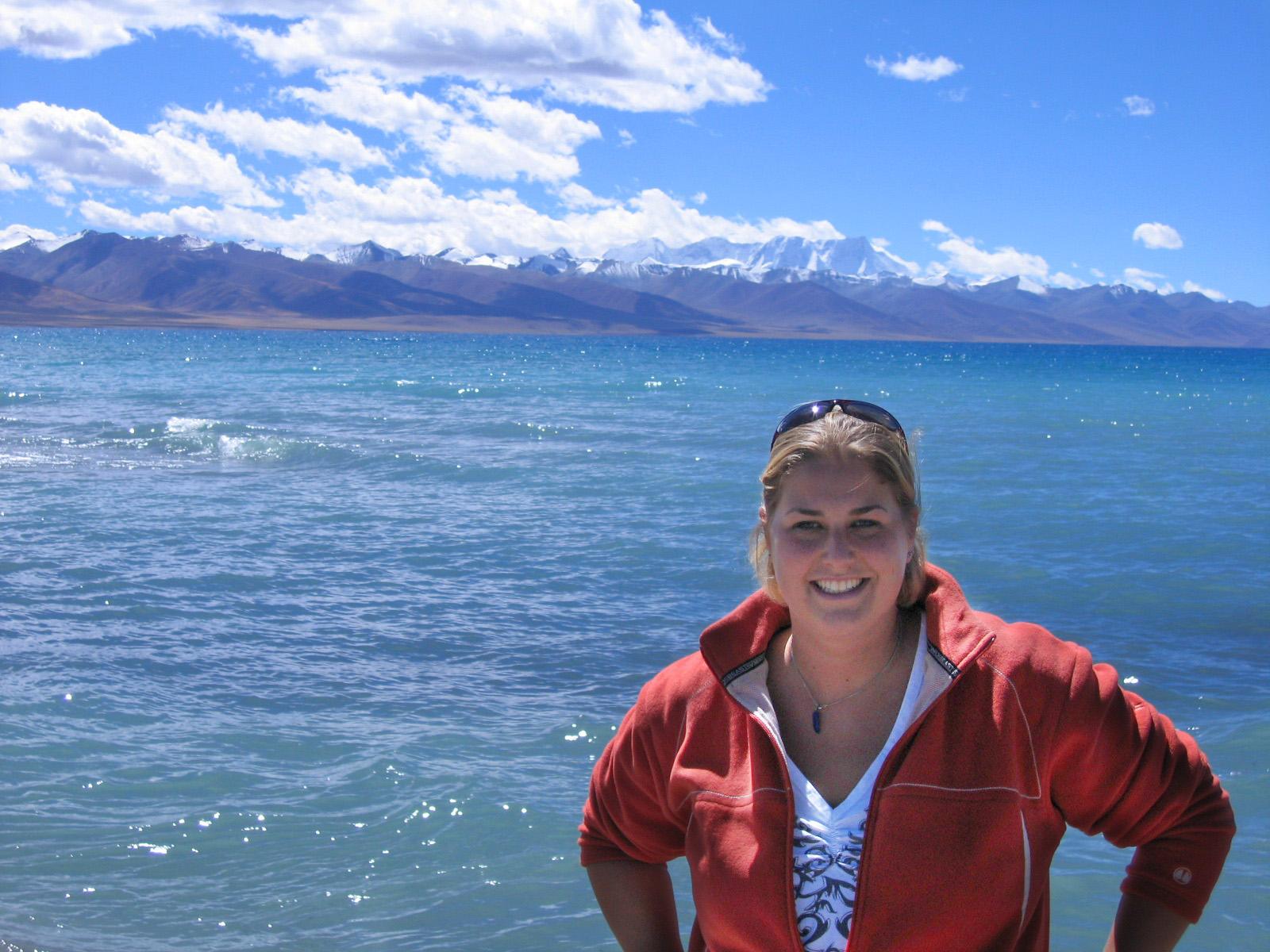 7 days in Tibet, visit Lake Namtso