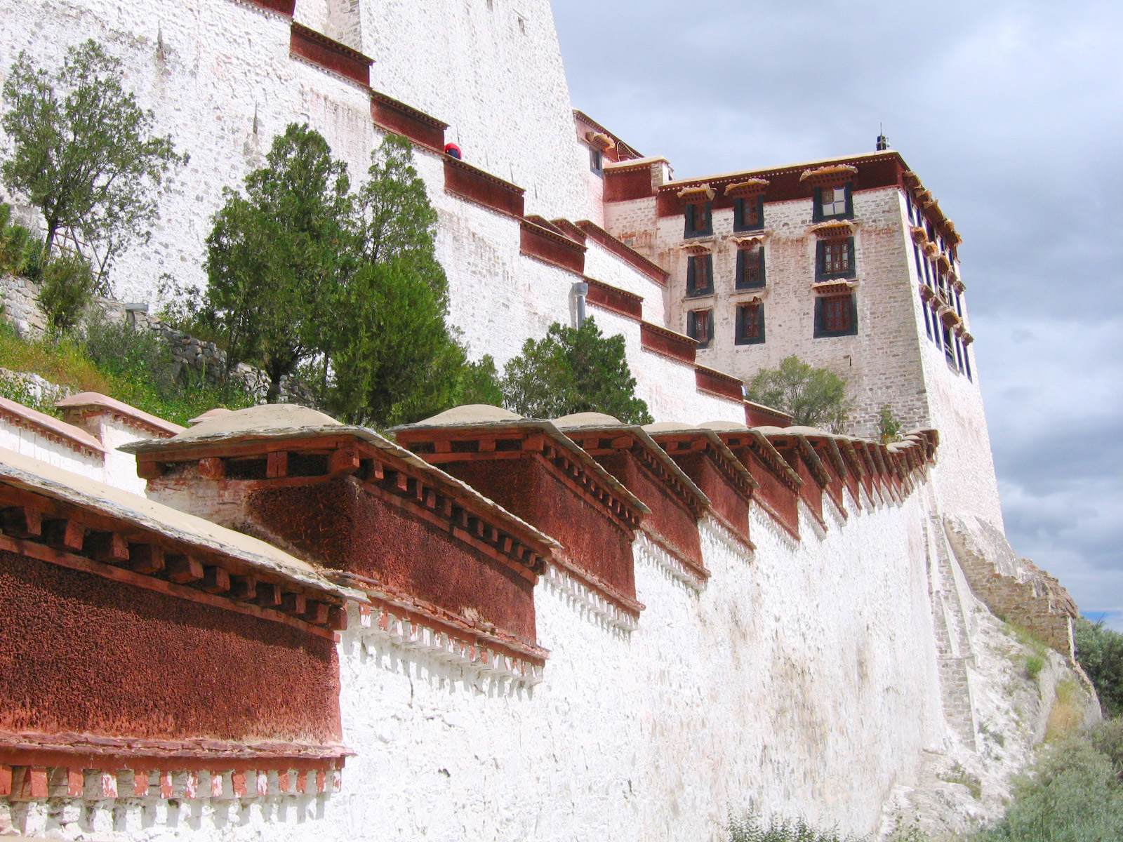7 days in Tibet, visit the Potala Palace in Lhasa
