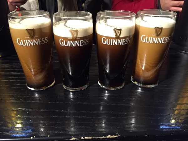 Dublin is a great winter destination for your Christmas trip. Forget about the Christmas market but read my 5 reasons why you should go to Dublin in December and visit Guinness Storehouse