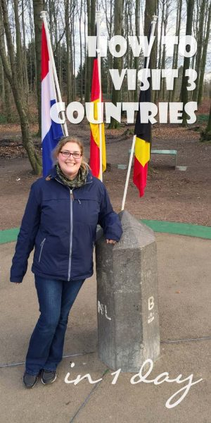 Visit multiple countries in 1 day