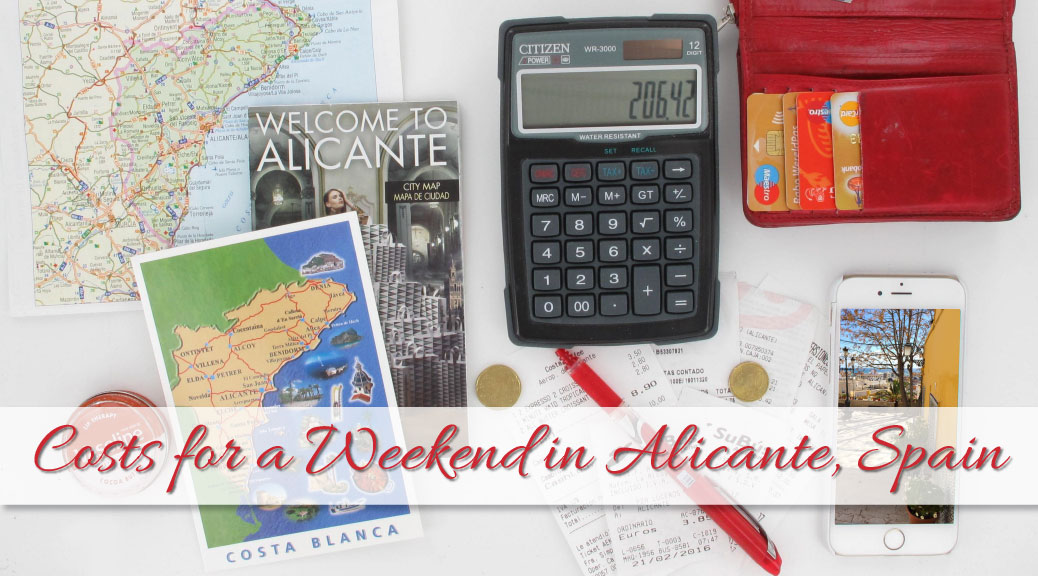 If you are a budget traveller, you need to set a budget and keep to it. But how do you do that? I usually research the average costs for the destination and keep track of my expenses while I travel. In order to learn from me, I give you my costs for a weekend in Alicante. This way you do not have to do any research anymore. I breakdown the costs into categories and give you an Excel overview and % breakdown diagram. Curious? Let's crunch some numbers and see how much I've spent on a weekend in Alicante, Spain.