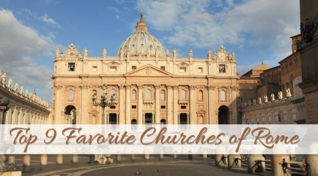 Which 9 Churches of Rome should you visit?