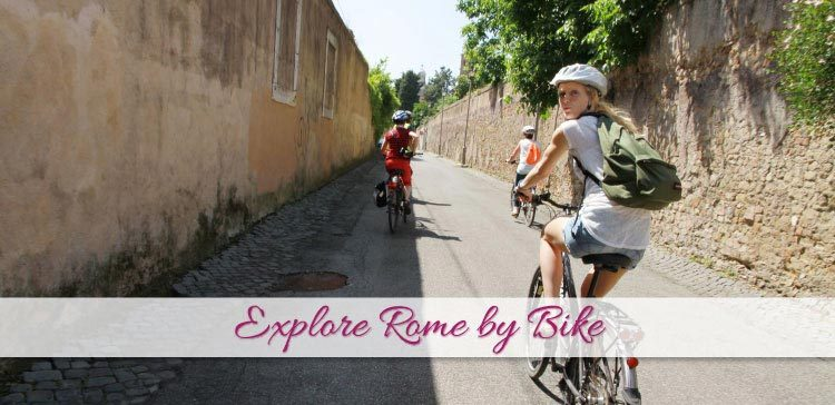 Bike Tour Rome- Cycle in the Ancient City