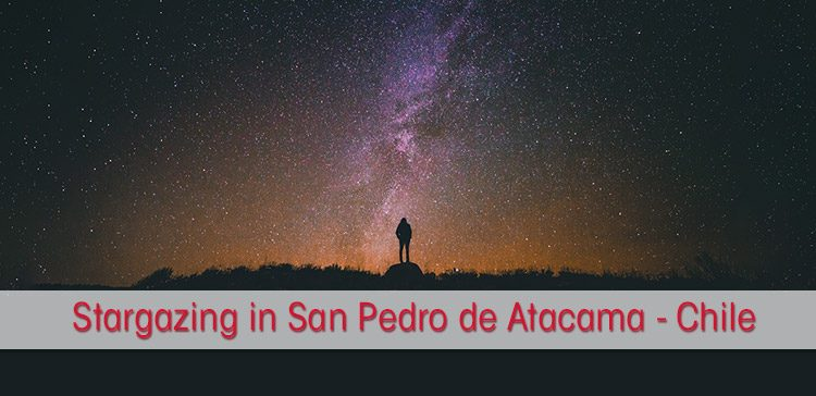 Stargazing in San Pedro de Atacama, Chile