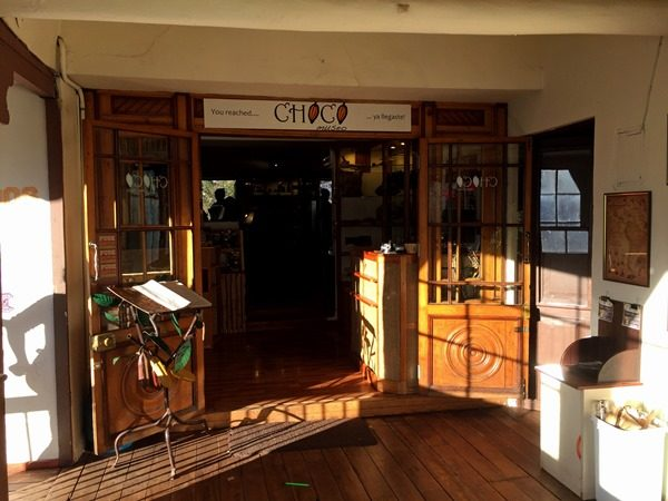 Visit the chocolate museum in Cusco Peru for learning fun stuff and get treated to all kinds of chocolate delights in Peru