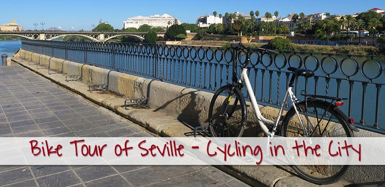 Go cycling in Seville Spain and explore Seville by bike to see the highlights and get some great background information with a bike tour of Seville.