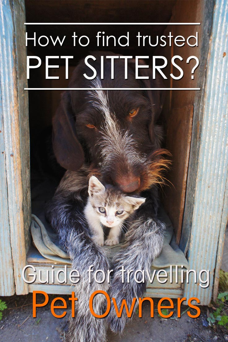 Are you a home owner and occassionaly need to travel? Consider house and pet sitters for your home! But where to find trusted house sitters? Read my guide.