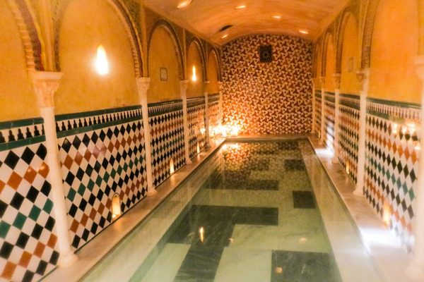After a 10 day road trip in Andalusia Spain I deserved a visit to the hammam and booked a Kessa massage at the hammam in Granada Spain. Read all about it and let me convince you why you deserve a Kessa Massage too