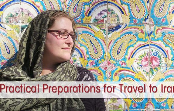 Women's Practical Preparations for Travel to Iran