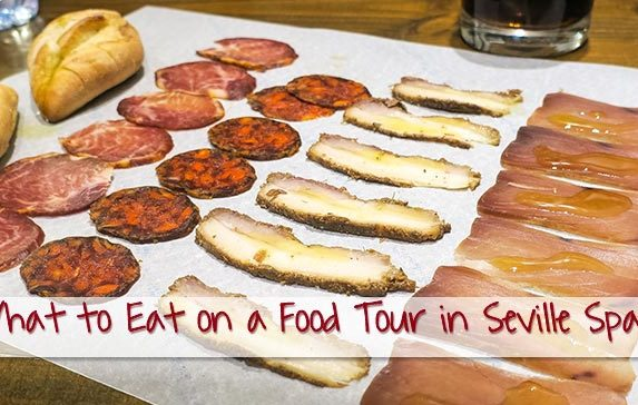 4 Surprising things to eat on a Seville Food Tour