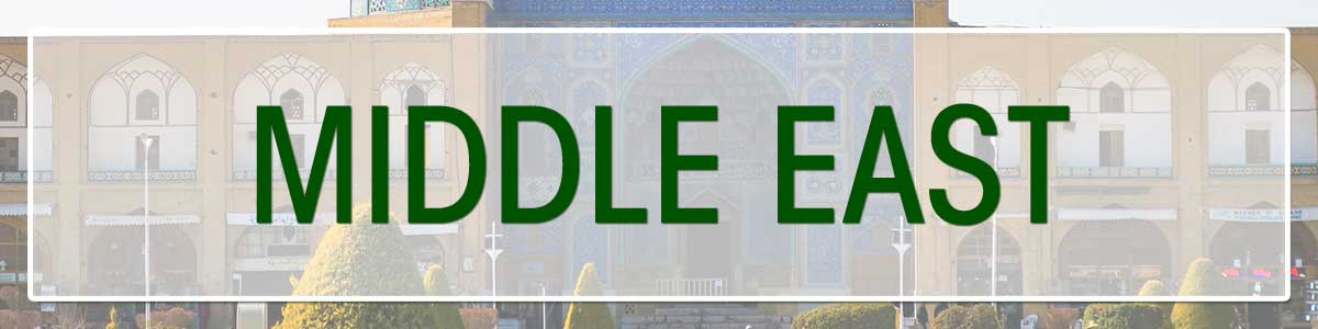 Travel to the Middle East