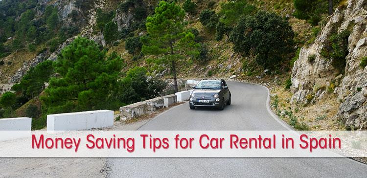 Hiring a writer car in spain advice