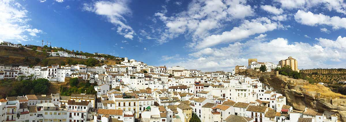 Tour Of Andalucia White Cities In Southern Spain Panorama Probe Around The Globe