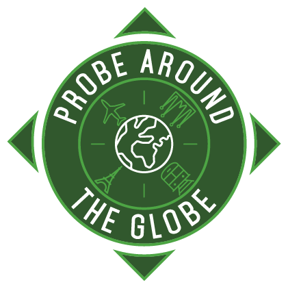 Logo Probe around the Globe - travel blog