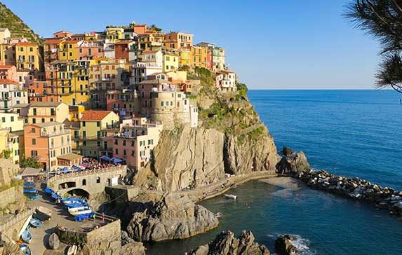 How to get to Cinque Terre Italy? Planes, Traines and Automobiles