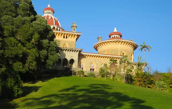 The Fairy Tale Monserrate Palace Sintra Portugal